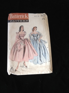 Vintage Sewing Patterns 021