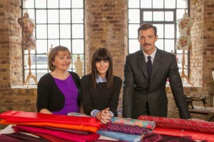 Reaching the final of Sewing Bee - but who will win?
