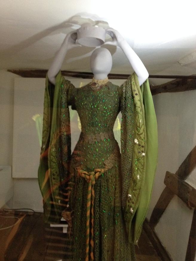 Terry's Beetlewing Dress